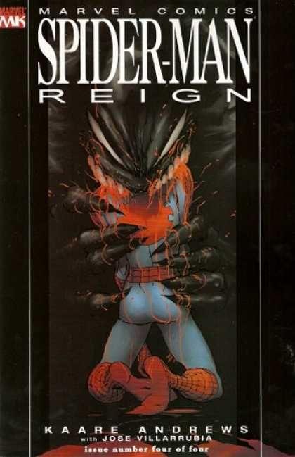 Spider-Man: Reign #4