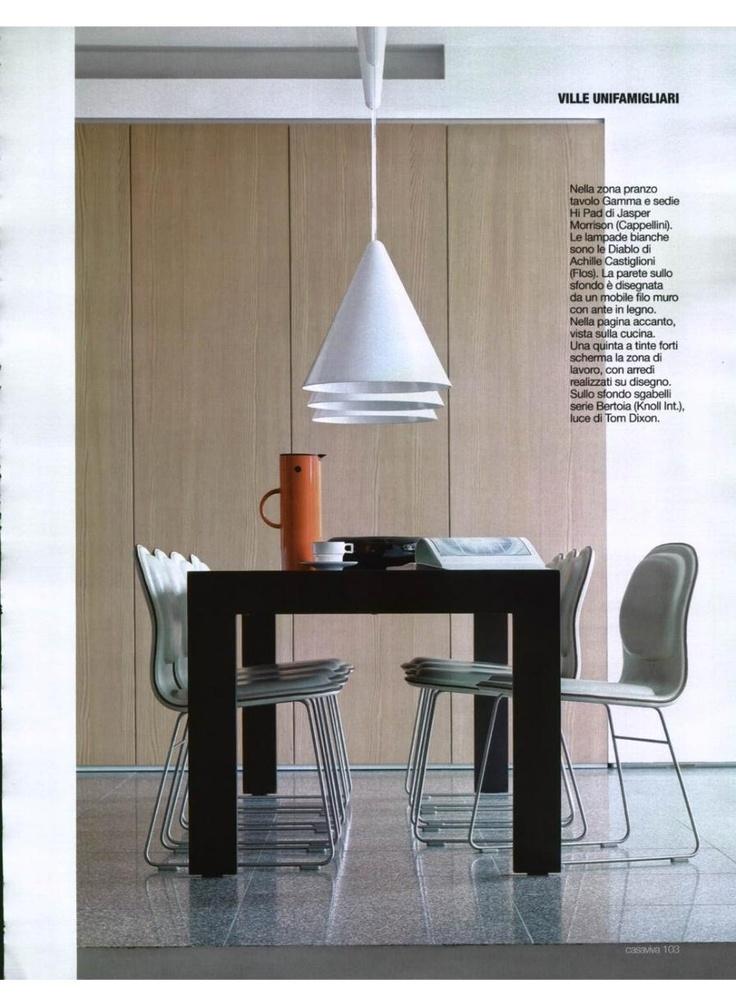CASAVIVA - HI PAD, design Jasper Morrison