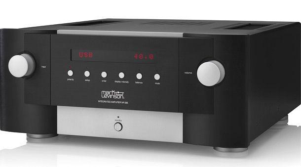 Il nuovo Mark Levinson No.585 è un amplificatore integrato HiEnd con DAC e il prossimo dicembre sarà già disponibile in Inghilterra.