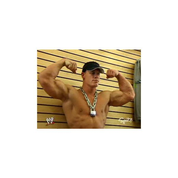 John Cena -- pictures, picture, pics, images, gallery, info, bio,... ❤ liked on Polyvore featuring john cena and wwe