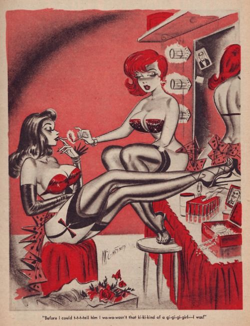 """""""Before I could Tell him I wasn't that kind of girl… I was""""  byBill Ward"""