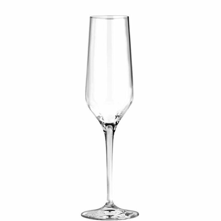 GRAPEVINE pezsgős üvegpohár 240ml