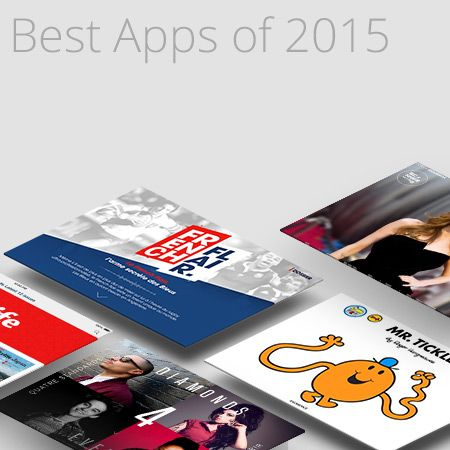In 2015, our customers created some truly amazing apps with our tools. It's not an easy task to pick just 5! We're here to help you create the best digital content for your brand in 2016. To get your creative juices flowing and to show you want can be done, here's a look at some of the best apps from 2015… 20XV by TF1 TF1's rugby app explores creative new ways to communicate advertising messages to customers. Working tosupporta wider advertising campaign, 20XV is the perfect example of…