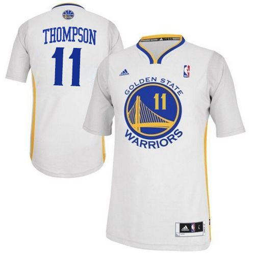d456c3eb5 warriors 11 klay thompson gold throwback the city a set stitched nba jersey