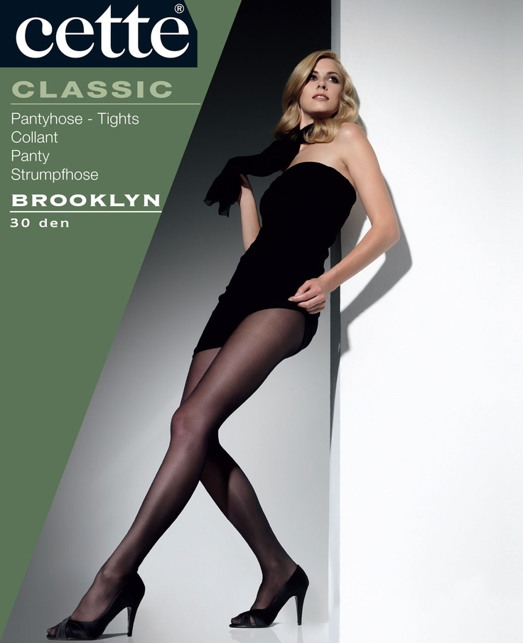 Cette Brooklyn Semi Opaque Tights