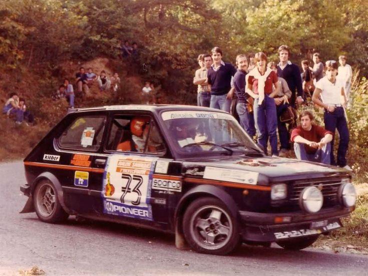 Sanremo 79 Fiat 127 gr2 Fragale Fornengo