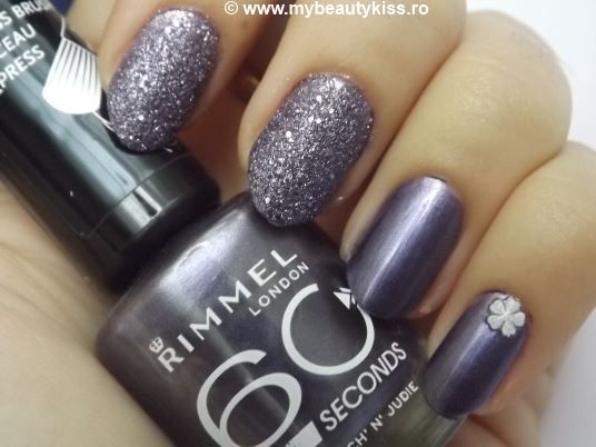 Nail Of The Day - Ready To Go http://www.mybeautykiss.ro/NOTD32_ReadyToGo.php