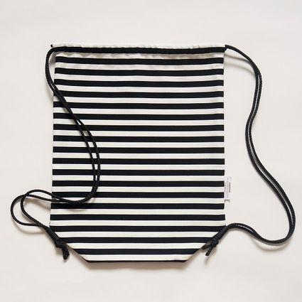Piilo-reppu #reppu #kangaskassi #backpack #fabricbag