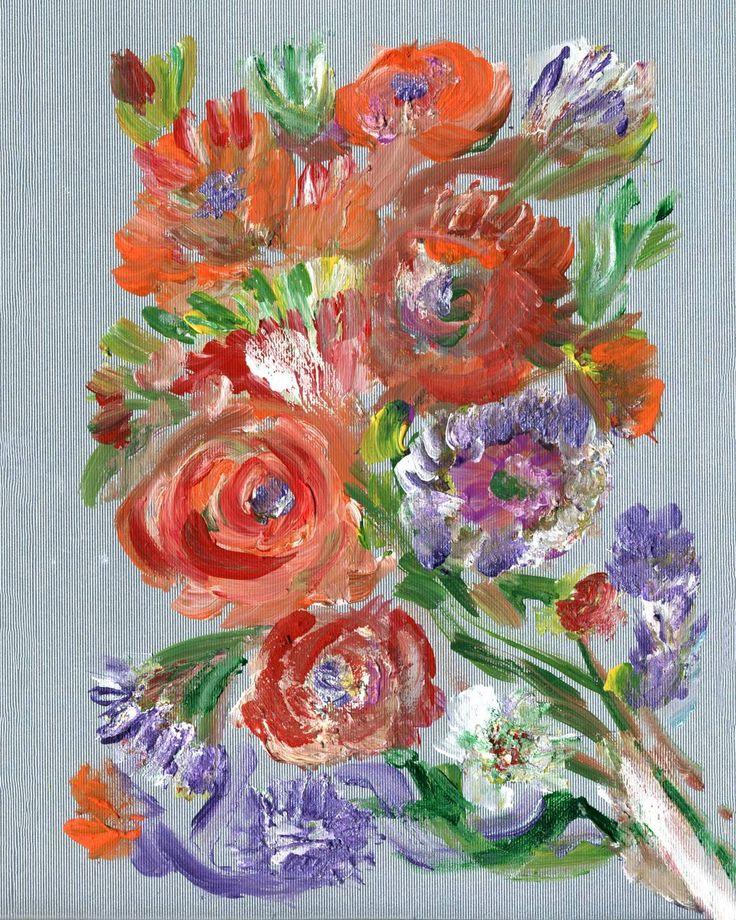 #babushka #artbabushka #цветы #華 #рисунок #drawing #painting #acrylic #花 #flowers #zeichnung #월경 #fleurs #blumen #그림 #dessin #描画 #fiori #花卉 #moscow #art