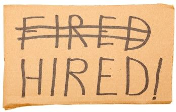 Ways and Means members urge IRS to deal with problems of rehiring fired employees.