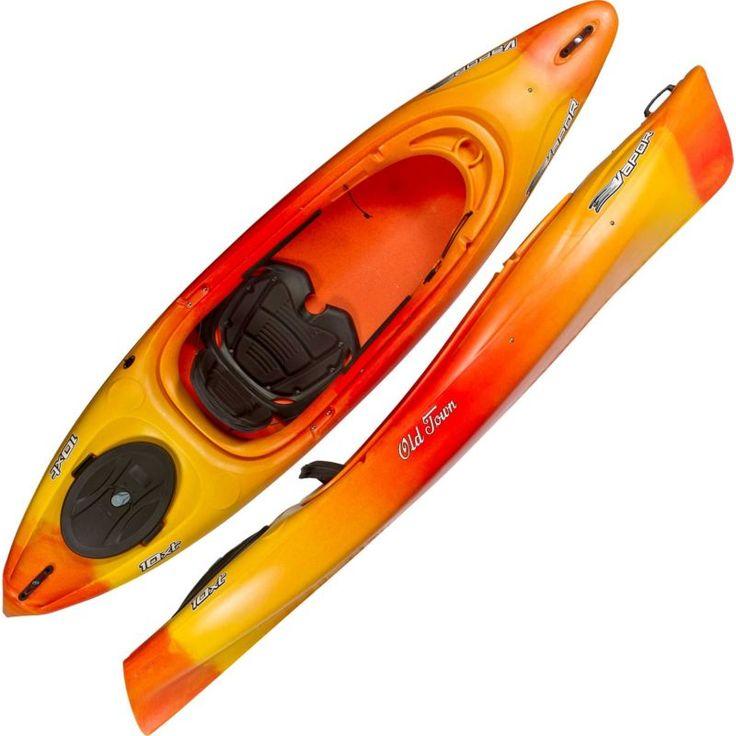 Old Town Canoe Vapor 10XT Kayak, Sunrise