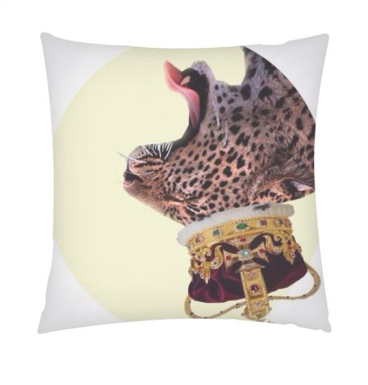 Leopard design in lots of fun gift ideas, pillows, phone cases, mug and much more check out http://www.artrookie.co.uk/riasiobhan