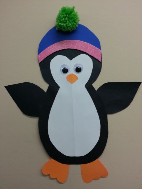 96 Best Penguin Crafts Images On Pinterest