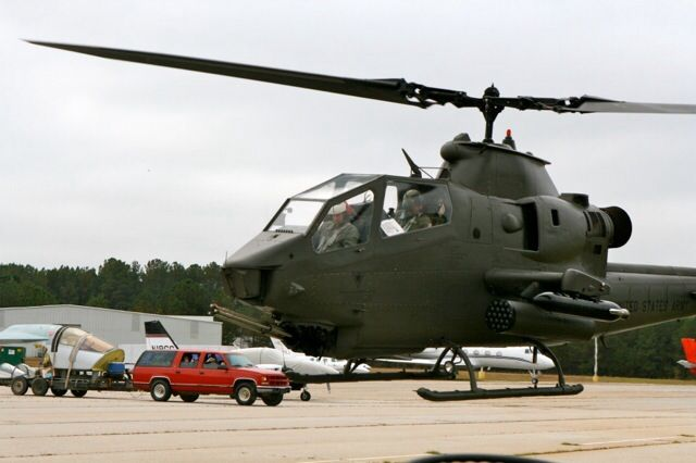 Cobra Helicopter For Sale - Island Aero Services