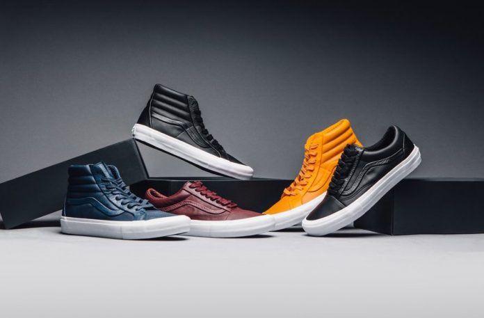 Vans Vault Stitch + Turn Collection - Sneaker Bar Detroit