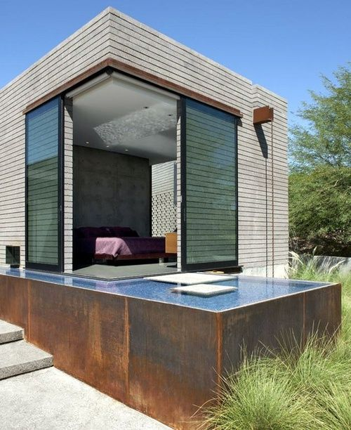 25 best ideas about shipping container pool on pinterest shipping container swimming pool - Shipping container homes chicago ...