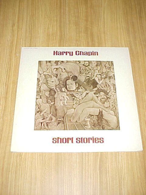 Harry Chapin Short Stories Vintage LP Record Album by TheVintageRecordStop on Etsy