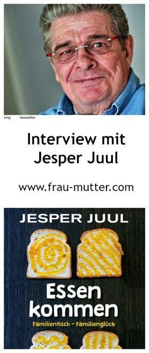 """Interview mit Jesper Juul: """"Gemeinsam genießen ist die beste Erziehung"""""""