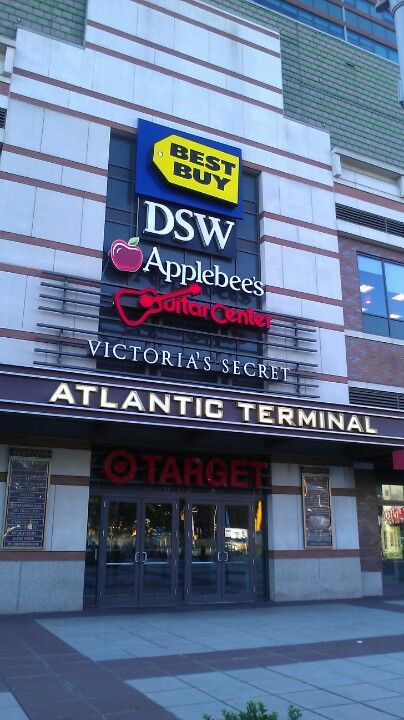 Atlantic Mall & Terminal in Brooklyn, NY