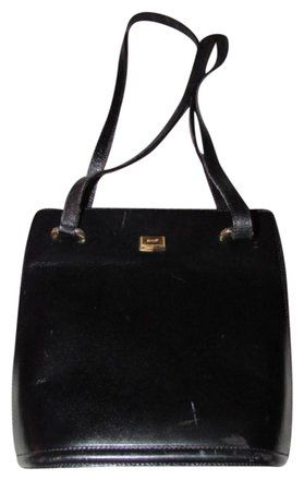 7e1aa4d0ae5 Bally Bucket Gold Hardware Excellent Vintage Xl Satchel Tote Dressy Or  Casual Satchel in black leather