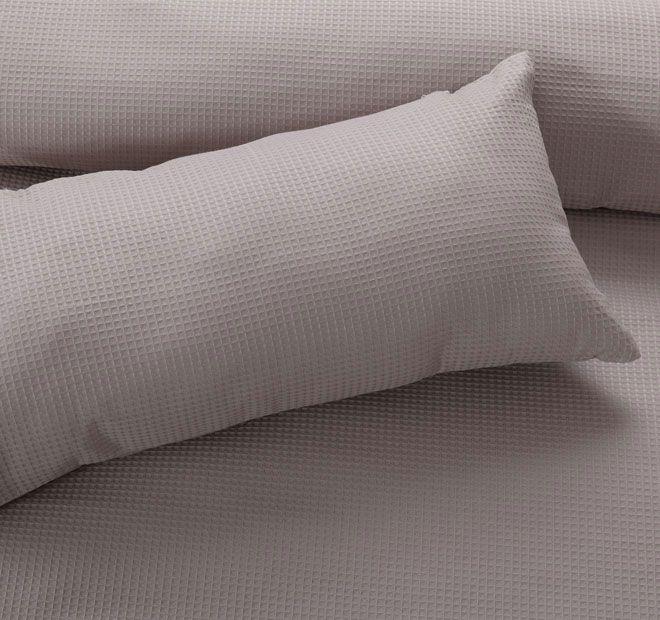 ardor-home-cotton-waffle-30x60cm-filled-cushion-earth
