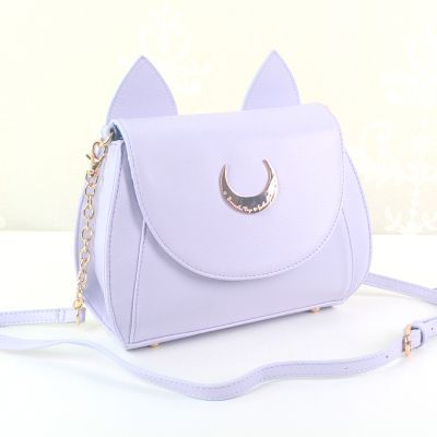 "Sailor moon cat moon bag Coupon code ""cutekawaii"" for 10% off http://amzn.to/2k2HTMQ"