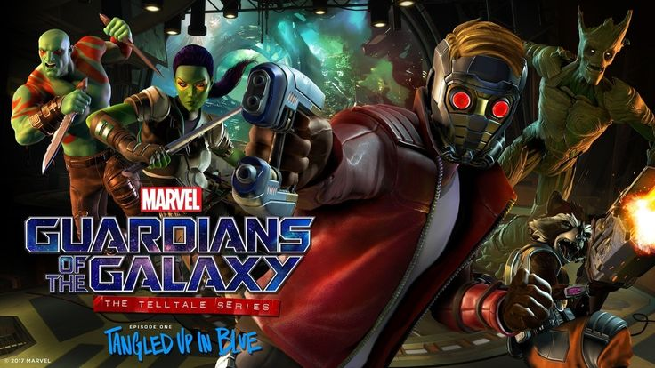 Marvel's Guardians of the Galaxy: A Telltale Game Series Trailer [Video] #Playstation4 #PS4 #Sony #videogames #playstation #gamer #games #gaming