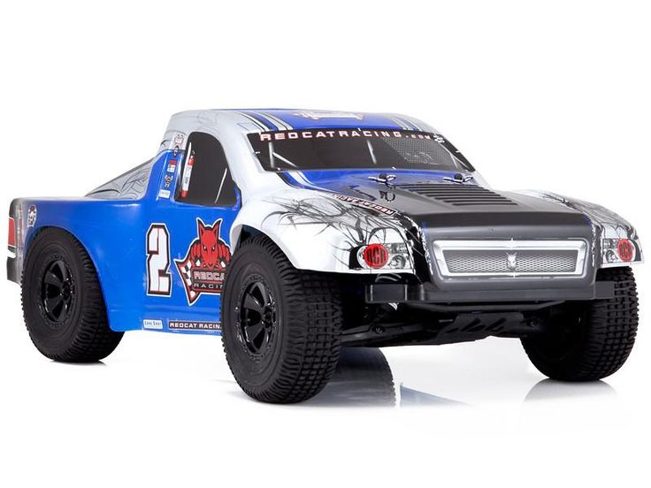 Caldera SC 10E 1/10 Scale Brushless Short Course Truck (free shipping USA)