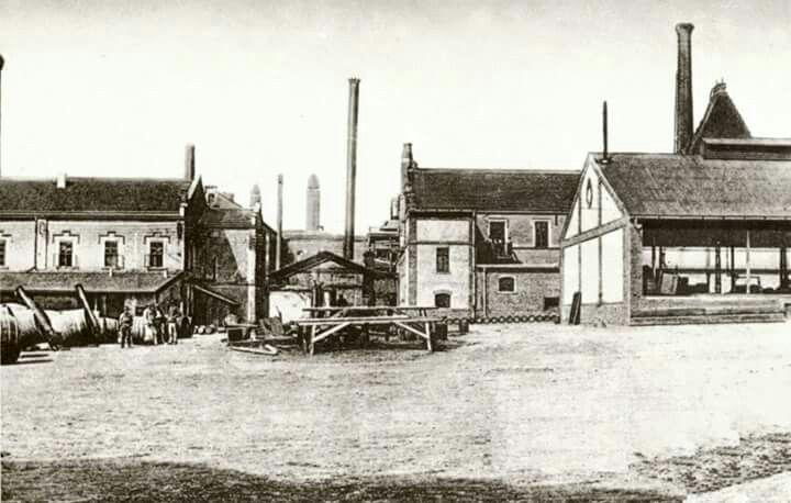 1888. Dréher Sörfőzde részlete.
