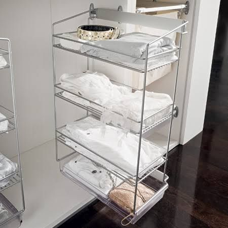 wardrobe storage - Google Search