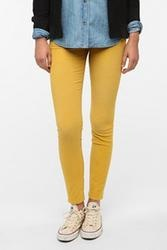 Mustard pants for back-to-school! BDG Cigarette Mid-Rise Corduroy Pant  $54.00
