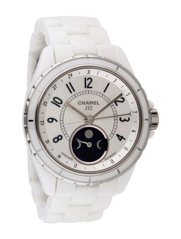 Chanel J12 Moonphase Watch