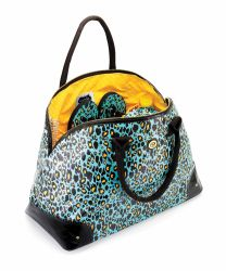 Leopard Weekender Bag: Pies Bags, Weekend Bags, Travel Bags, Leopards Weekend, Lagoon Weekender Must, Products, Mud Pies, Bags Ladies, Leopards Lagoon