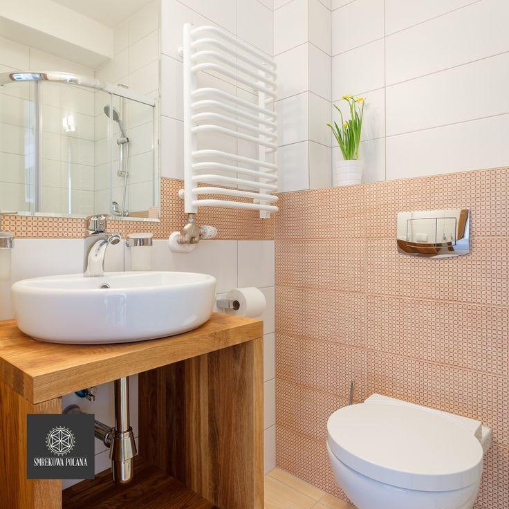 Apartament Górski - zapraszamy! #poland #polska #malopolska #zakopane #resort #apartamenty #apartamentos #noclegi #bathroom #łazienka