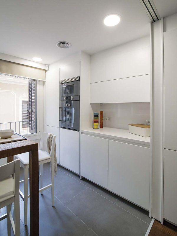 17 best images about cocinas on pinterest kitchenette - Cocinas con islas modernas ...