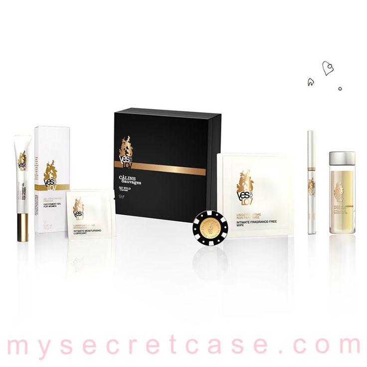 Go Wild Caress è un kit del piacere di YESforLOV http://www.mysecretcase.com/giochi-erotici-yesforlove-caressing-go-wild-caress-box