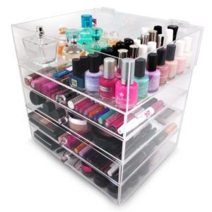 Discover what real customers think about the top selling acrylic makeup organizers. Read these acrylic makeup organizer reviews to find out if they are worth buying and how you can use them to organize your makeup too. Sorbus Acrylic Makeup Organizer The Sorbus Acrylic Makeup Organizer is one of the best selling acrylic makeup organizers...