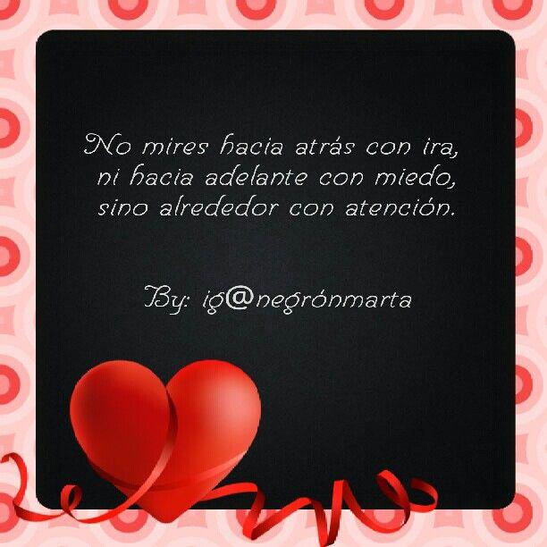 Así mismo, mucha atención! (By me: ig@negrónmarta)