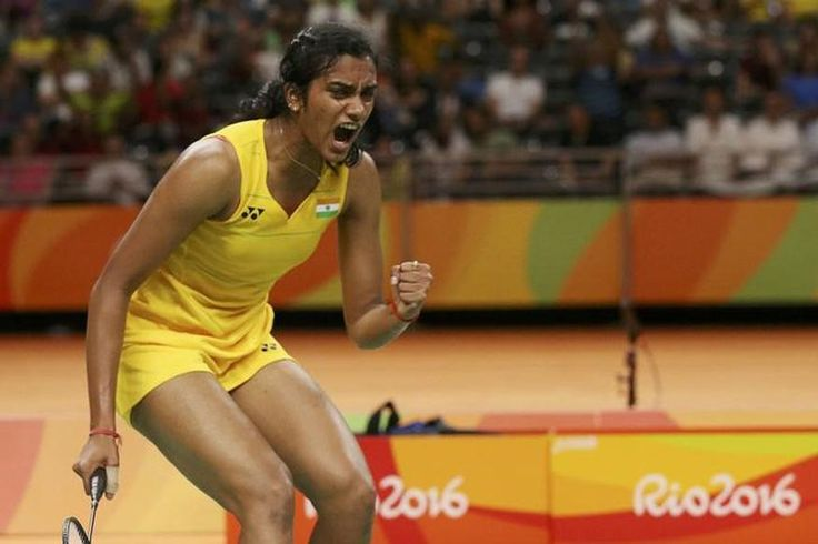 Rio Olympics: The Internet Goes Cray As P.V. Sindhu Enters The Badminton Finals With A Smashing Win!