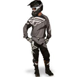 Fly Racing F-16 Motocross Kit Combo - Black Grey - 2014 Fly Racing Motocross Kit - 2014 Motocross Gear - by Fly Racing - 2014