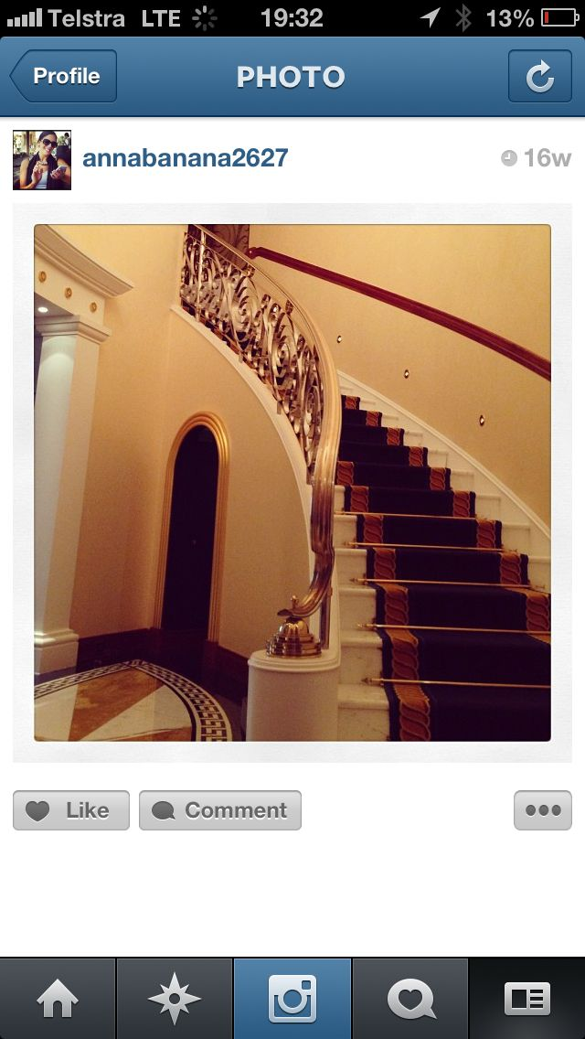 Staircase x