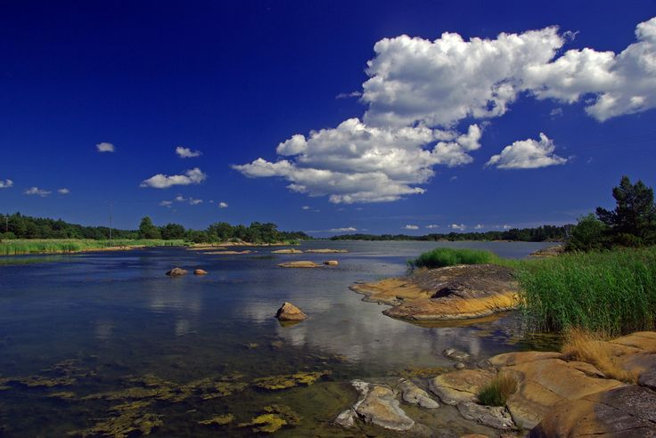 Calm day on Aland Islands by Reinhard Pantke on 500px
