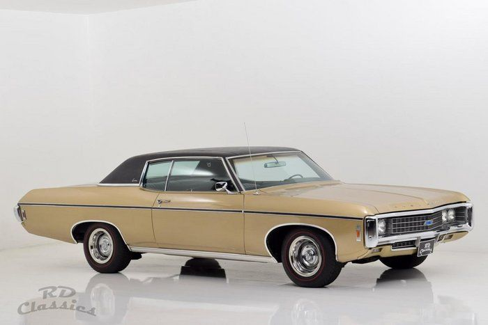 Classic 1969 Chevrolet Caprice For Sale 2090788 37 100 Emmerich