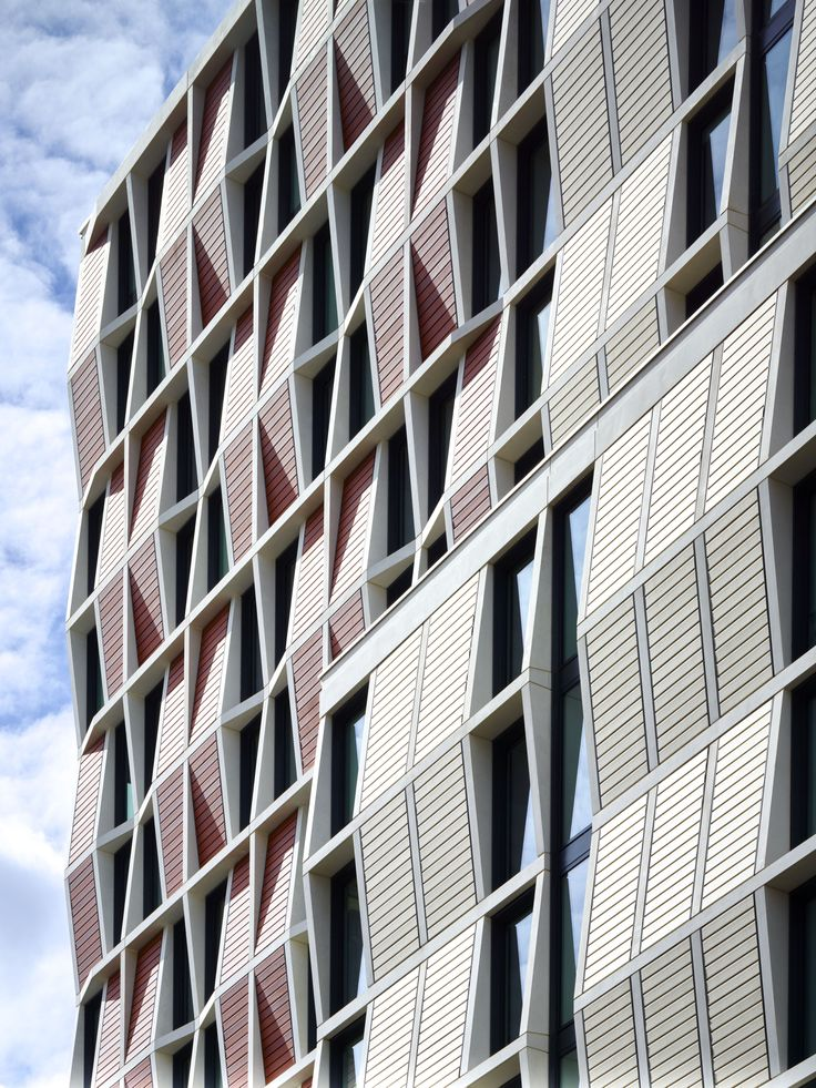 Rainscreen Cladding Rainscreen Facade Pinterest