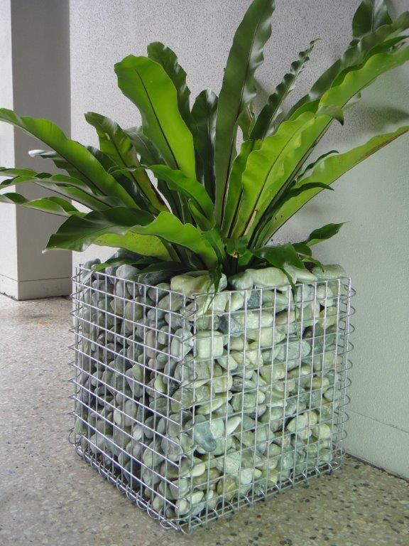 Urban Kubez planter  Defined Style Modern Outdoor Products