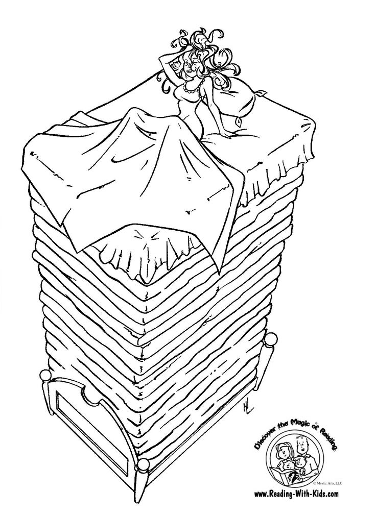 fairy tales coloring pages - photo#35