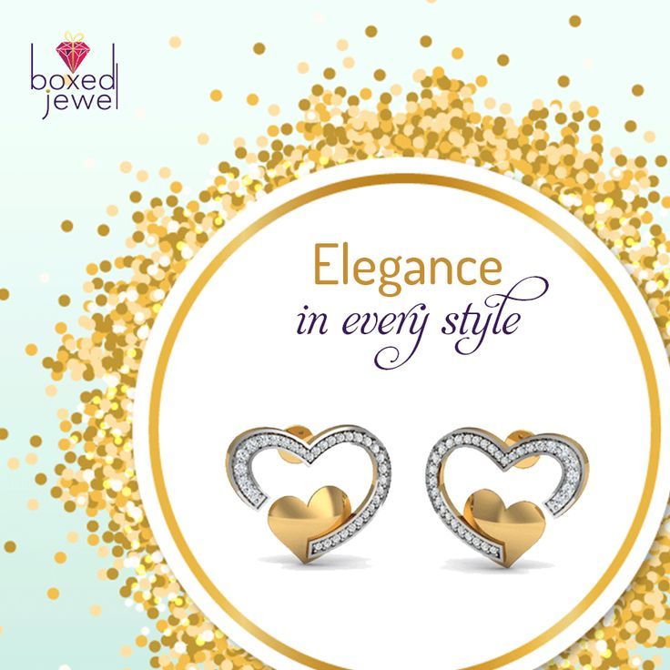 Revamp your style with every pair of earrings.  #Style #Trend #Earrings
