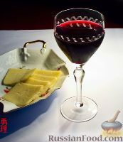 Фото к рецепту: Вино из черноплодной рябины