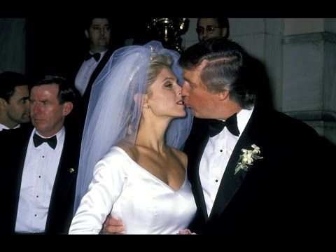 Ronald Trump Wedding Video With Melania Trump  ||
