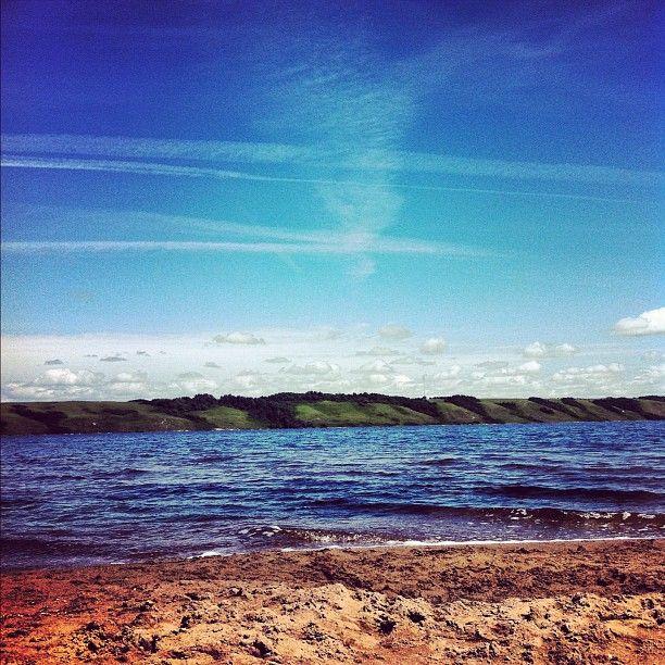Little Manitou Lake, #Saskatchewan. Photo taken by Corbin Fraser.